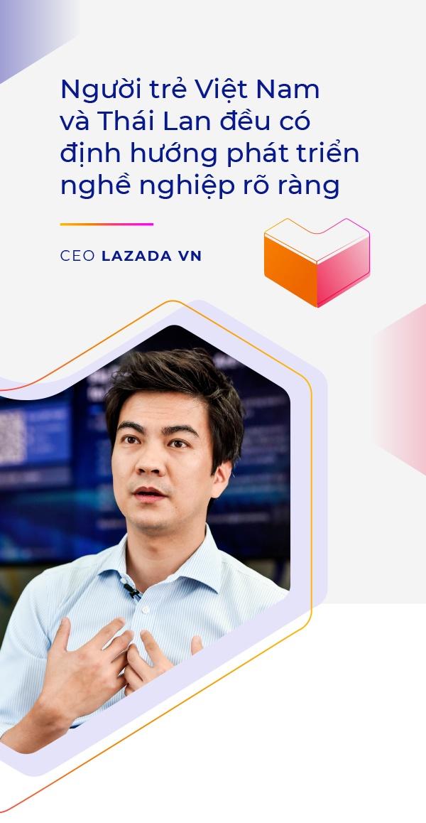 CEO Lazada VN: 'Lazada se lam thoa man duoc nhung tai nang tre' hinh anh 6