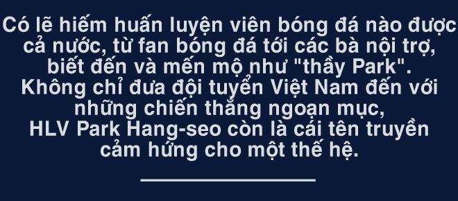 Tinh than chien dau va triet ly bong da cua HLV Park Hang-seo hinh anh 3