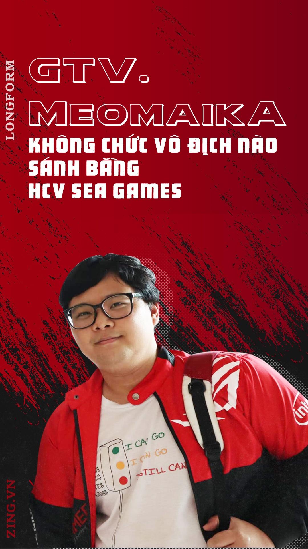 GTV.MeomaikA: 'Khong chuc vo dich nao sanh bang HCV SEA Games' hinh anh 1