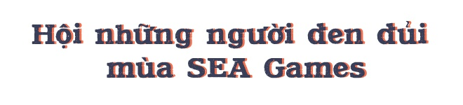 1.001 chuyen mua SEA Games: Bo lo tran co tuyen VN la tro treu nhat hinh anh 3