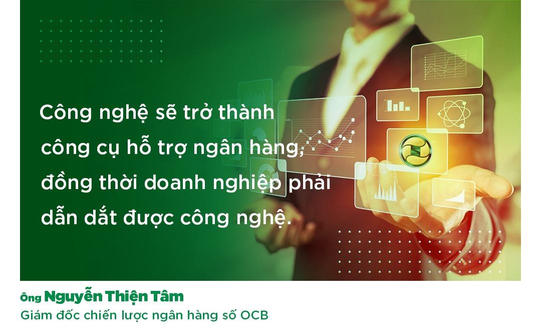 GD chien luoc ngan hang so OCB: 'Ngan hang phai dan dat cong nghe' hinh anh 1 Quotes_Center.jpg