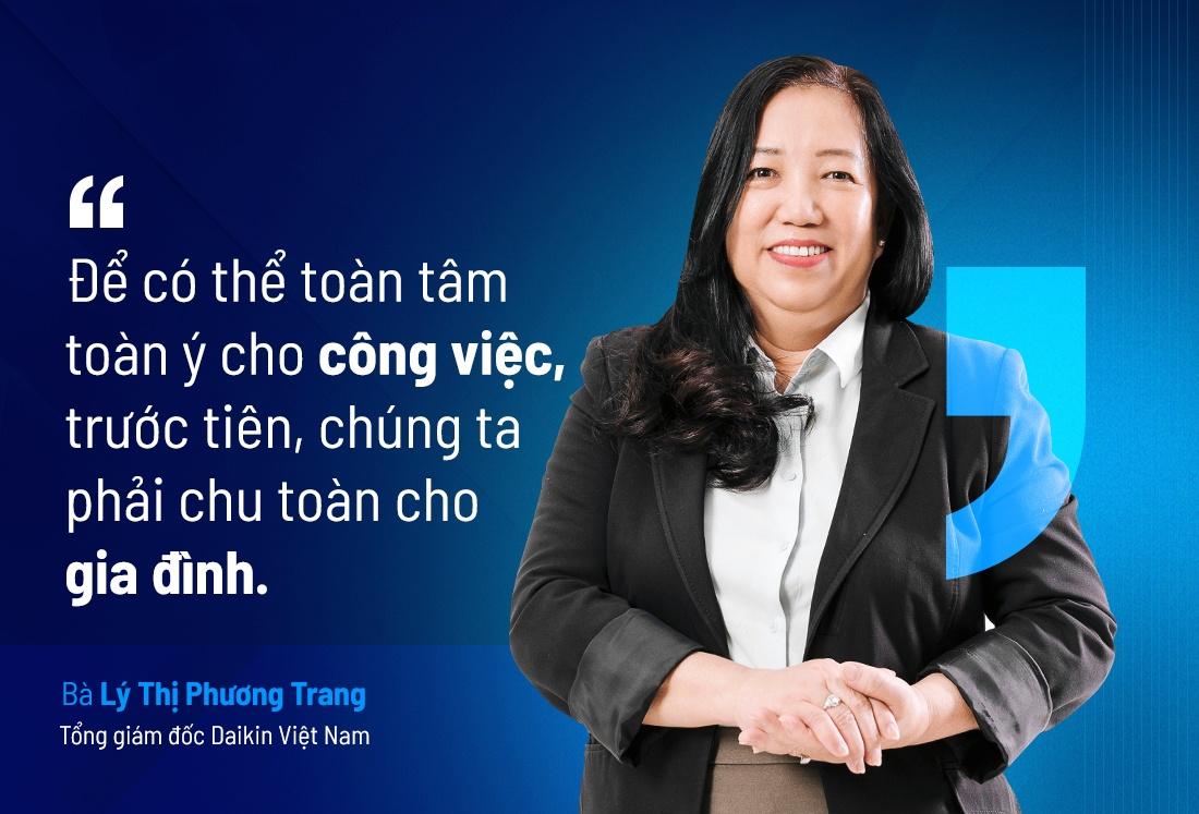 TGD Daikin Viet Nam - tu co ky su den nu tuong doanh nghiep Nhat hinh anh 1 Quote_Cangiua.jpg  TGĐ Daikin Việt Nam – từ cô kỹ sư đến nữ tướng doanh nghiệp Nhật Quote Cangiua