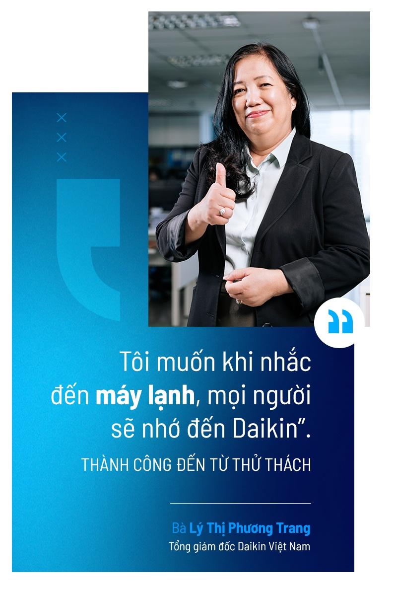 TGĐ Daikin Việt Nam – từ cô kỹ sư đến nữ tướng doanh nghiệp Nhật Quote Canphai