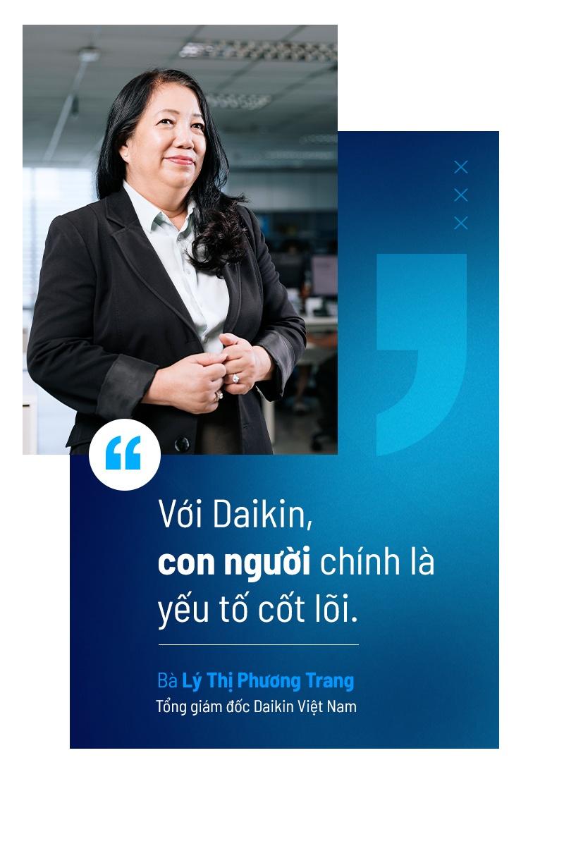 TGĐ Daikin Việt Nam – từ cô kỹ sư đến nữ tướng doanh nghiệp Nhật Quote Cantrai