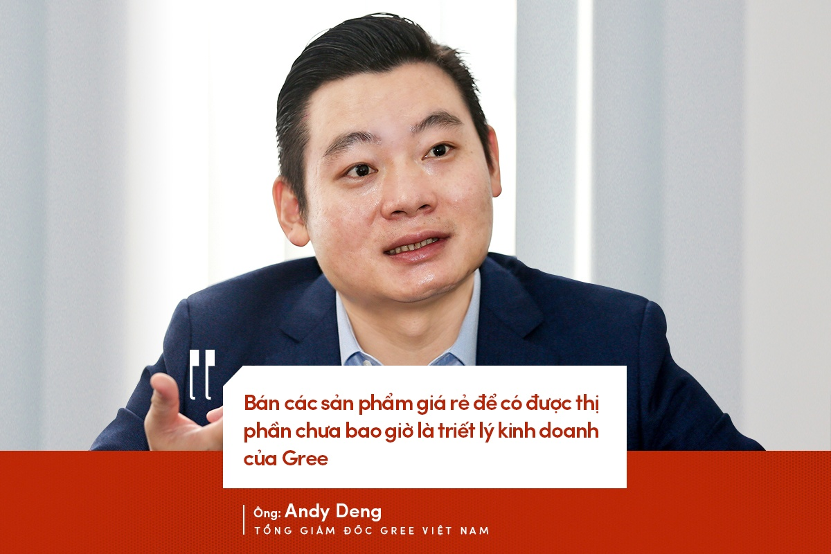 Gree anh 10