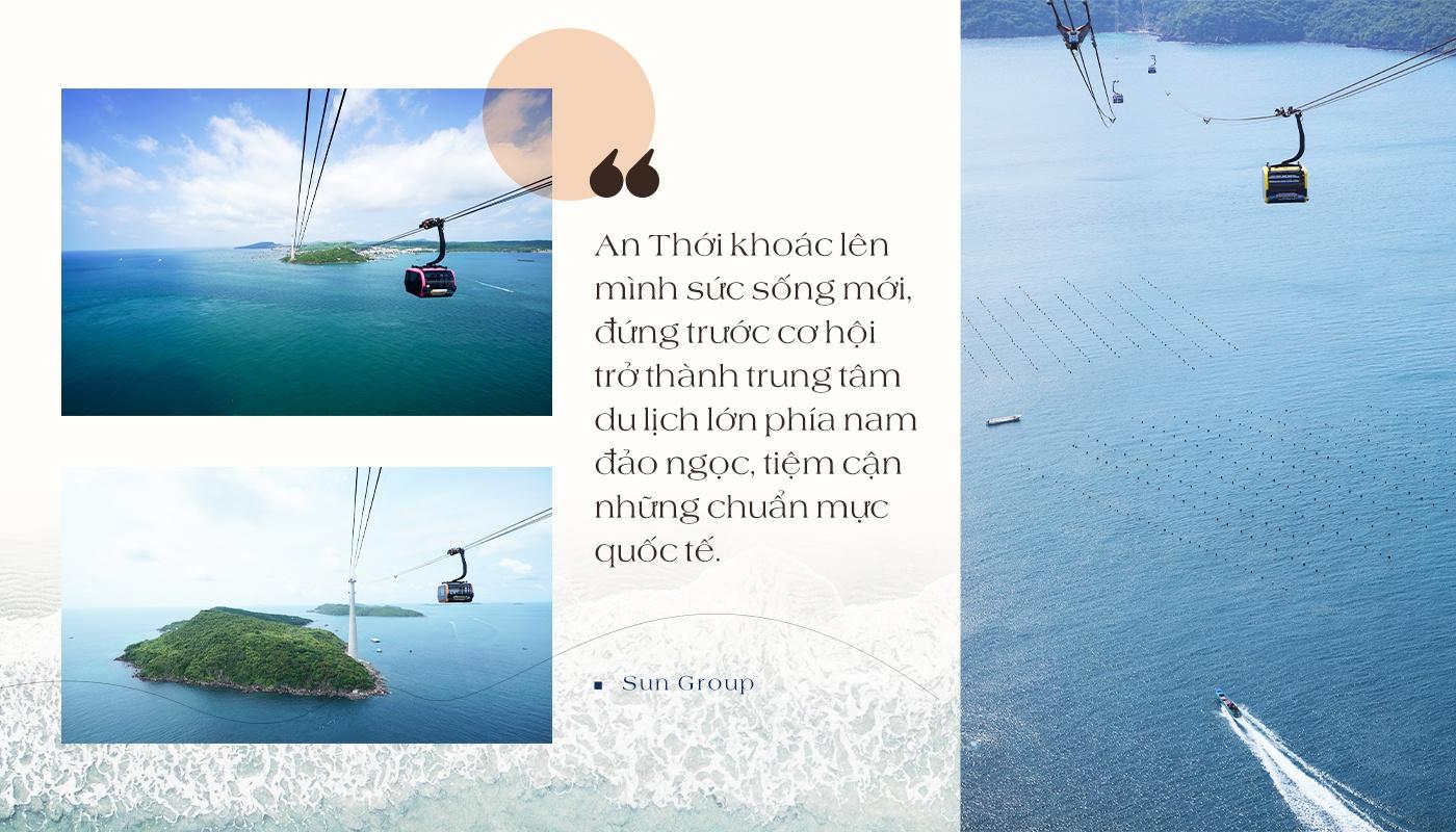 Sun Group,  Sun Premier Village Primavera anh 2  - Quote_1_Giua - Nhịp tăng trưởng mới của nam Phú Quốc