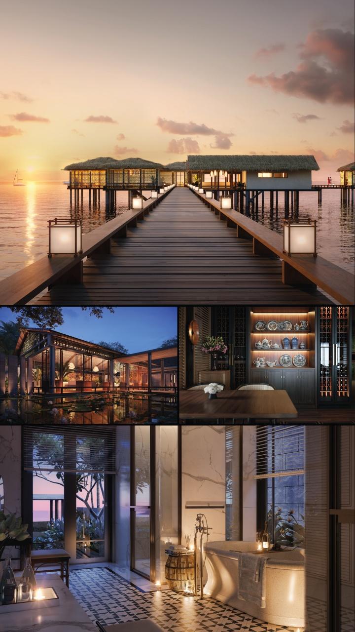 - anhghep1 - 'Chưa dự án nào được thiết kế ánh sáng như Park Hyatt Phu Quoc'