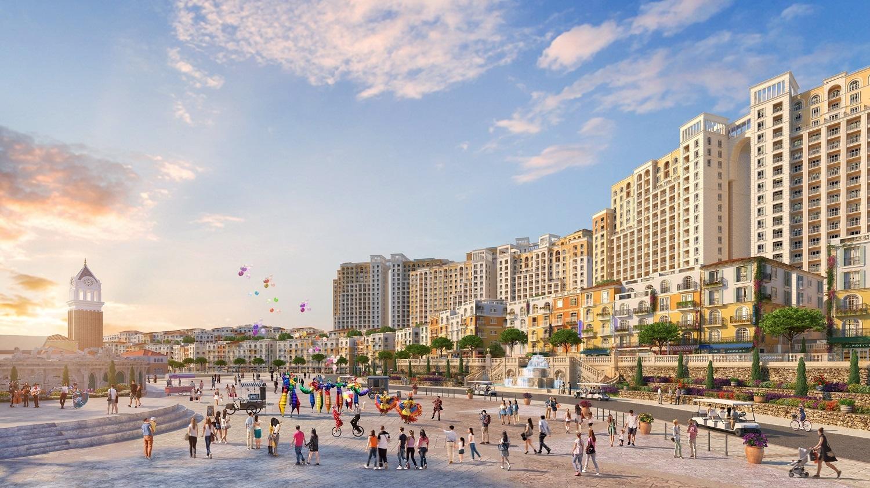 Sun Group anh 1  - image001_8 - SGC Hillside Residence mang đến diện mạo mới cho TP Phú Quốc tương lai