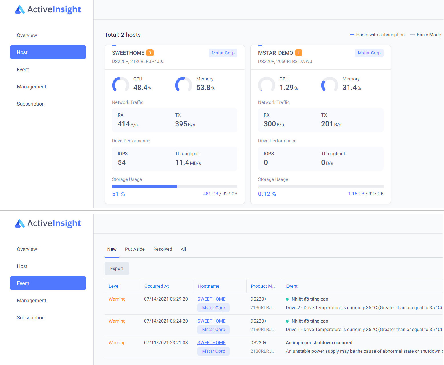 Synology active insight anh 4