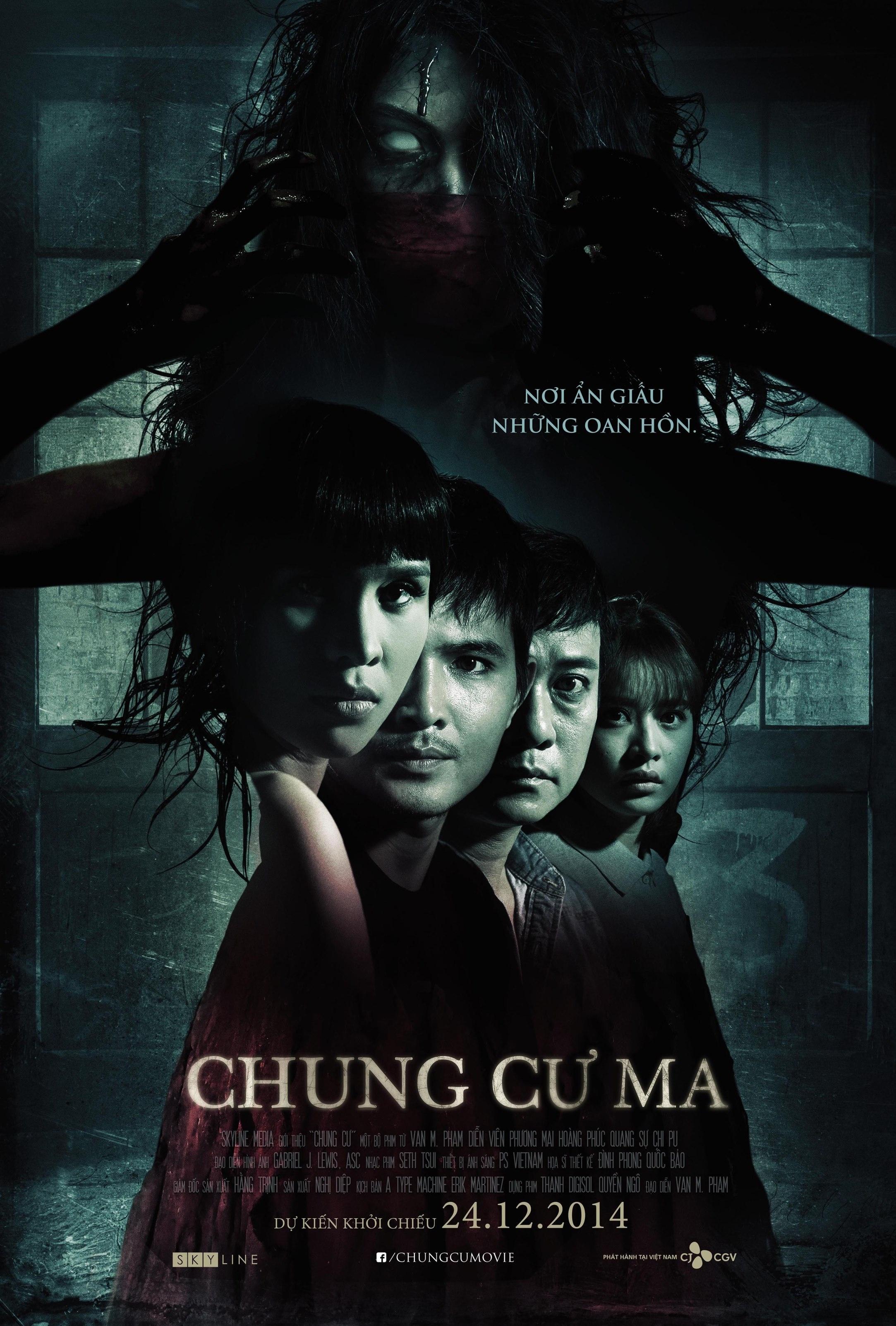 Chung Cu Ma Main Poster