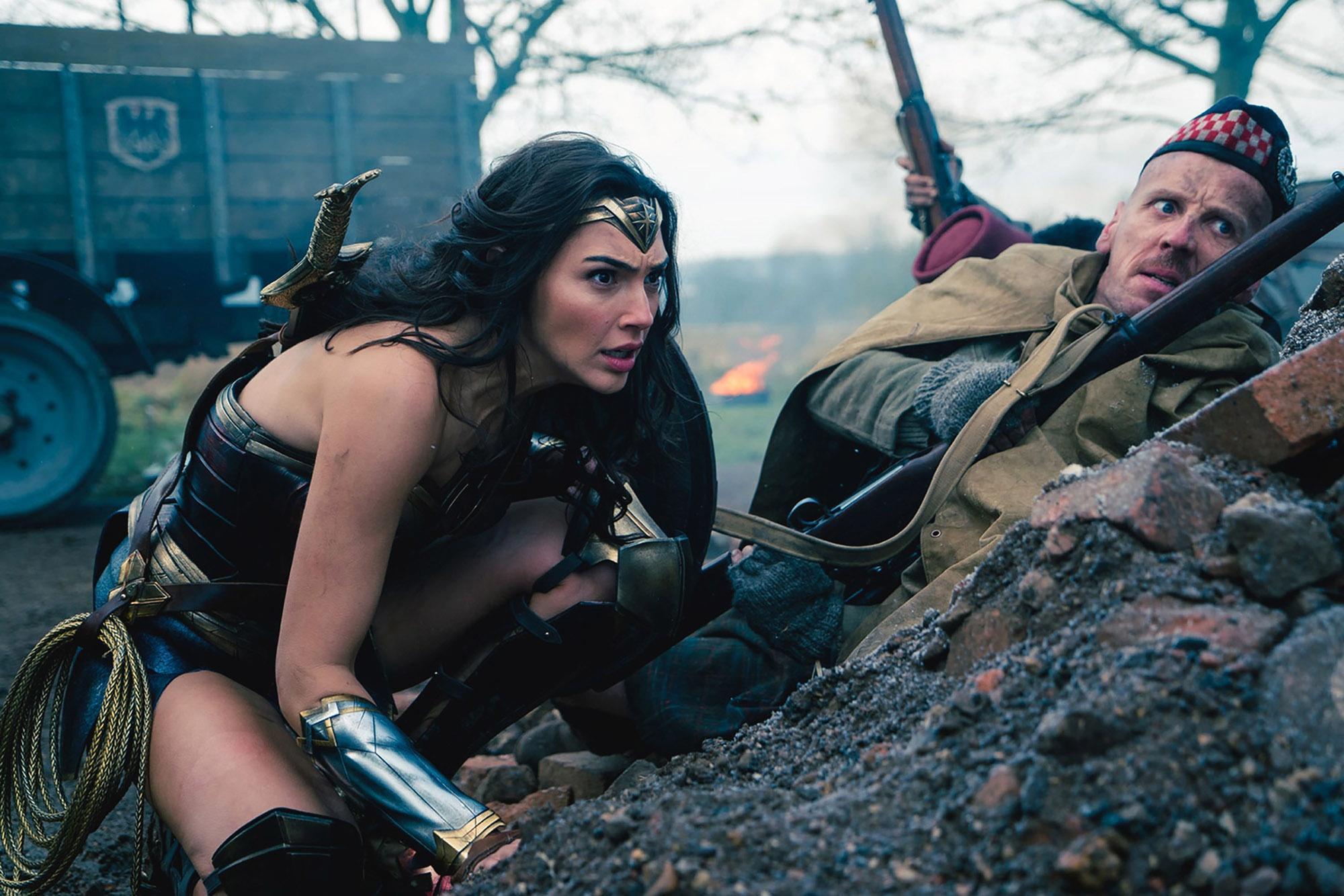 review phim Wonder Woman anh 5