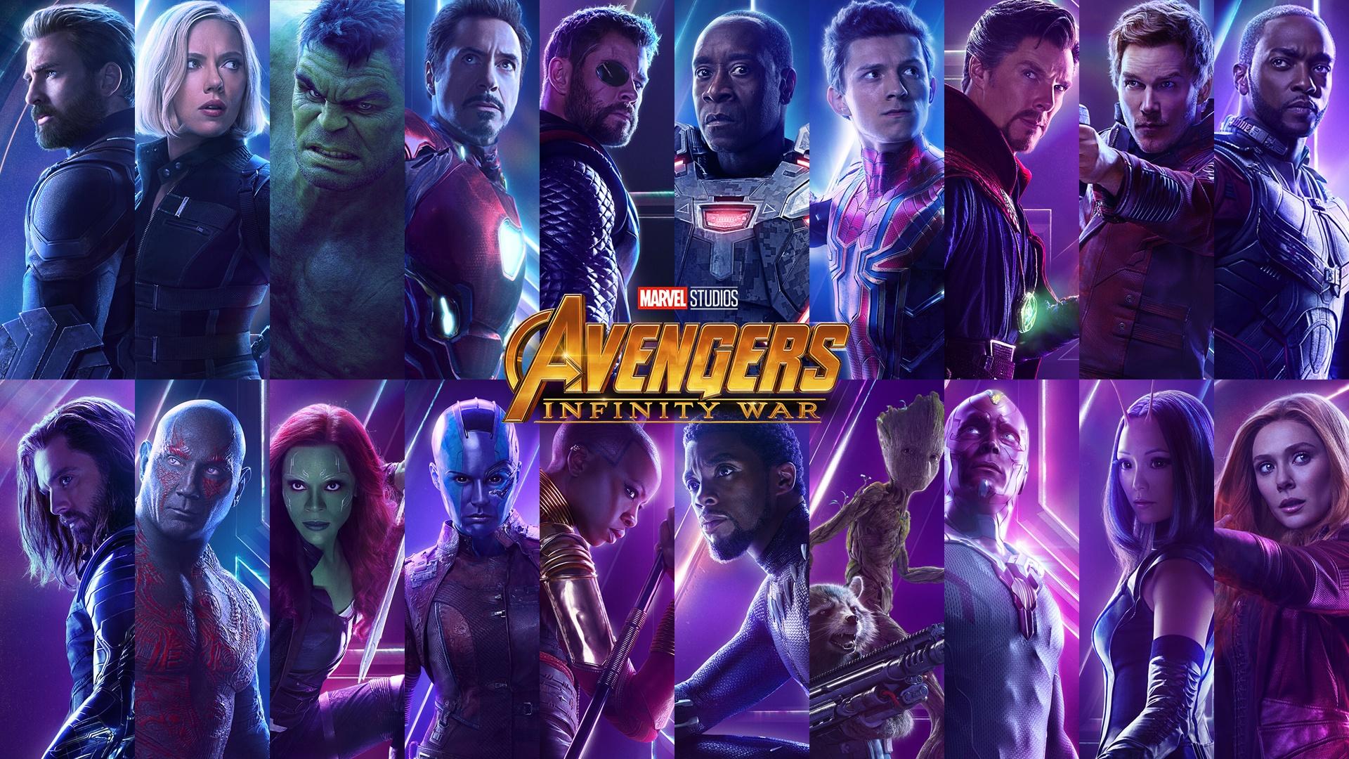 'Avengers: Cuoc chien Vo cuc': 10 nam cho doi, 150 phut hoanh trang hinh anh 2