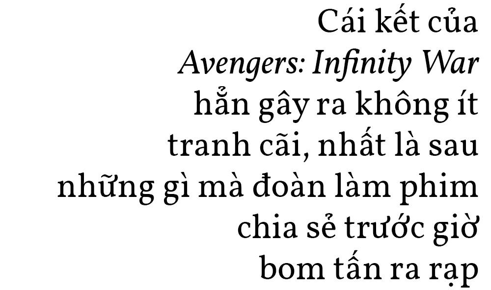 'Avengers: Cuoc chien Vo cuc': 10 nam cho doi, 150 phut hoanh trang hinh anh 17
