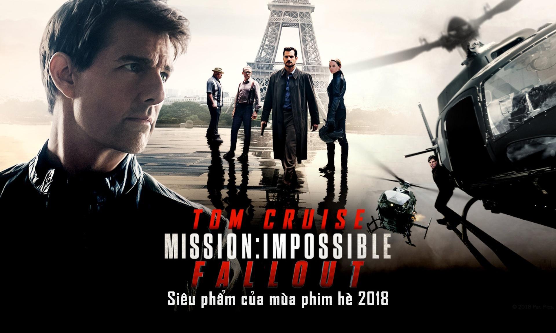 'Nhiem vu bat kha thi - Sup do': Sieu pham cua mua phim he 2018 hinh anh 2