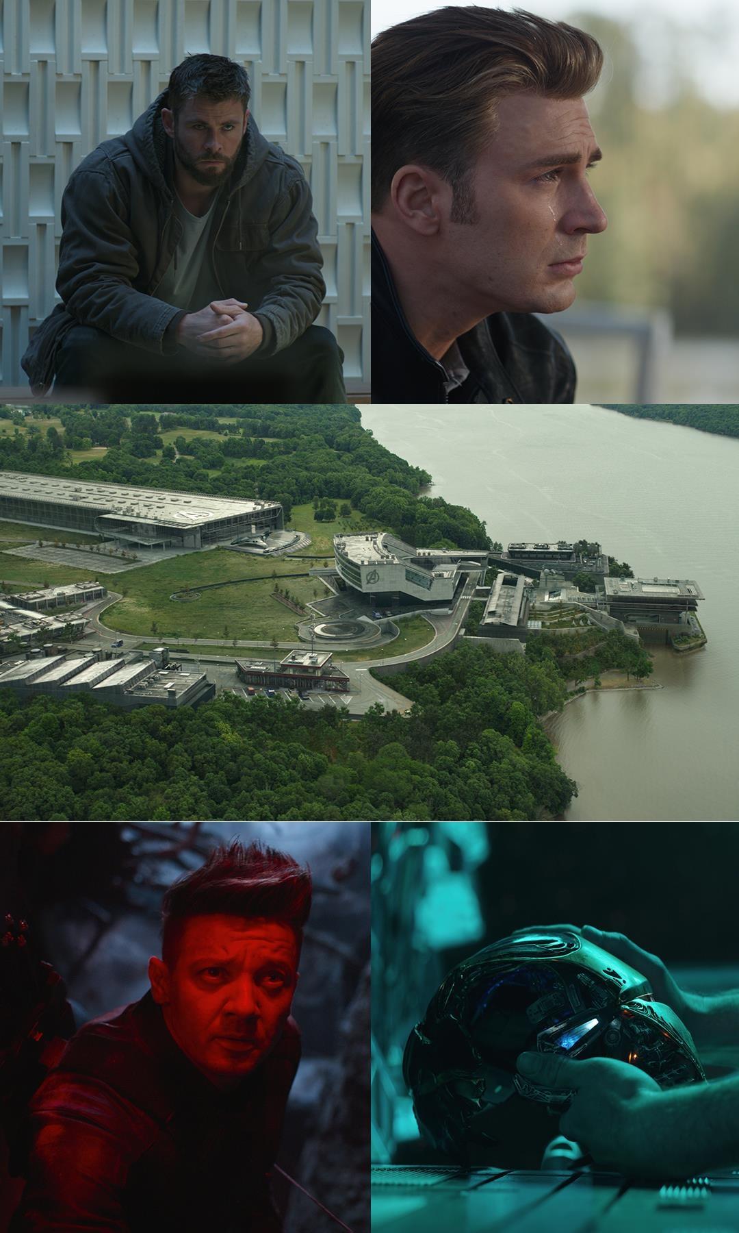 'Avengers: Endgame' - loi tam biet bi trang cua mot ky nguyen anh hung hinh anh 14