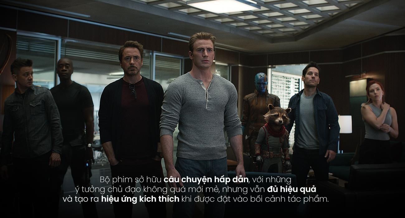 'Avengers: Endgame' - loi tam biet bi trang cua mot ky nguyen anh hung hinh anh 5