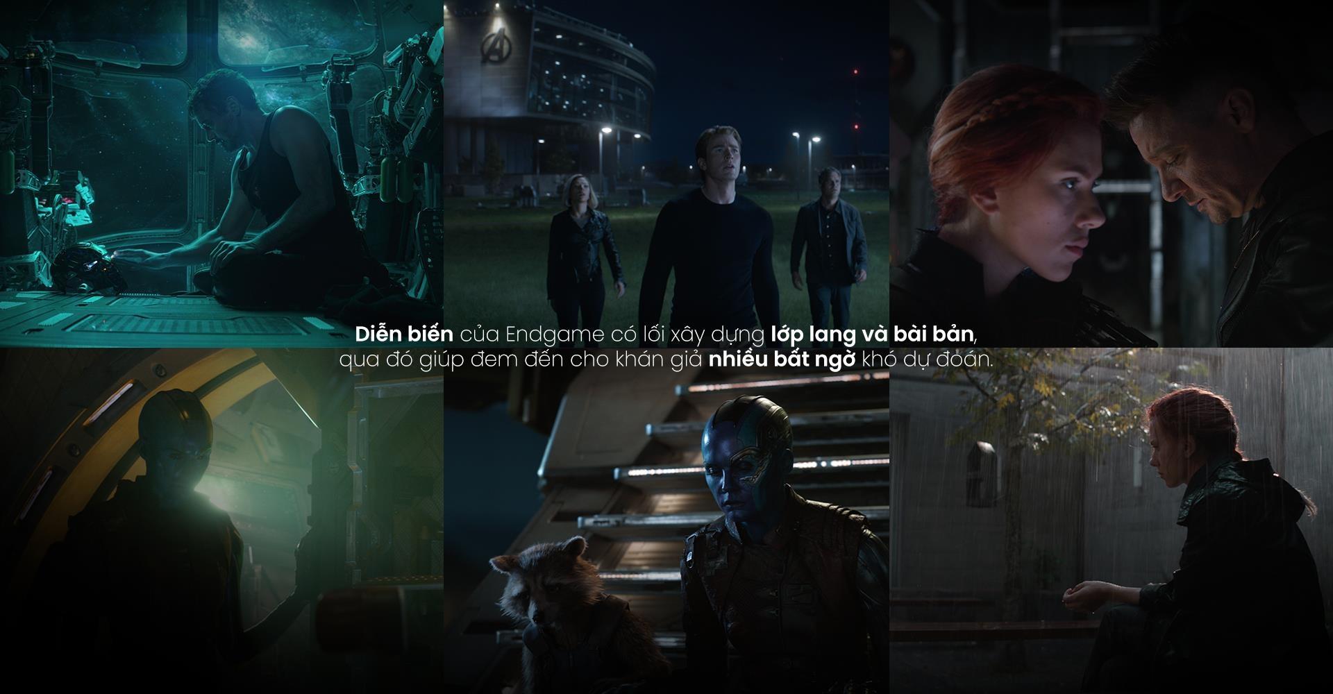 'Avengers: Endgame' - loi tam biet bi trang cua mot ky nguyen anh hung hinh anh 7