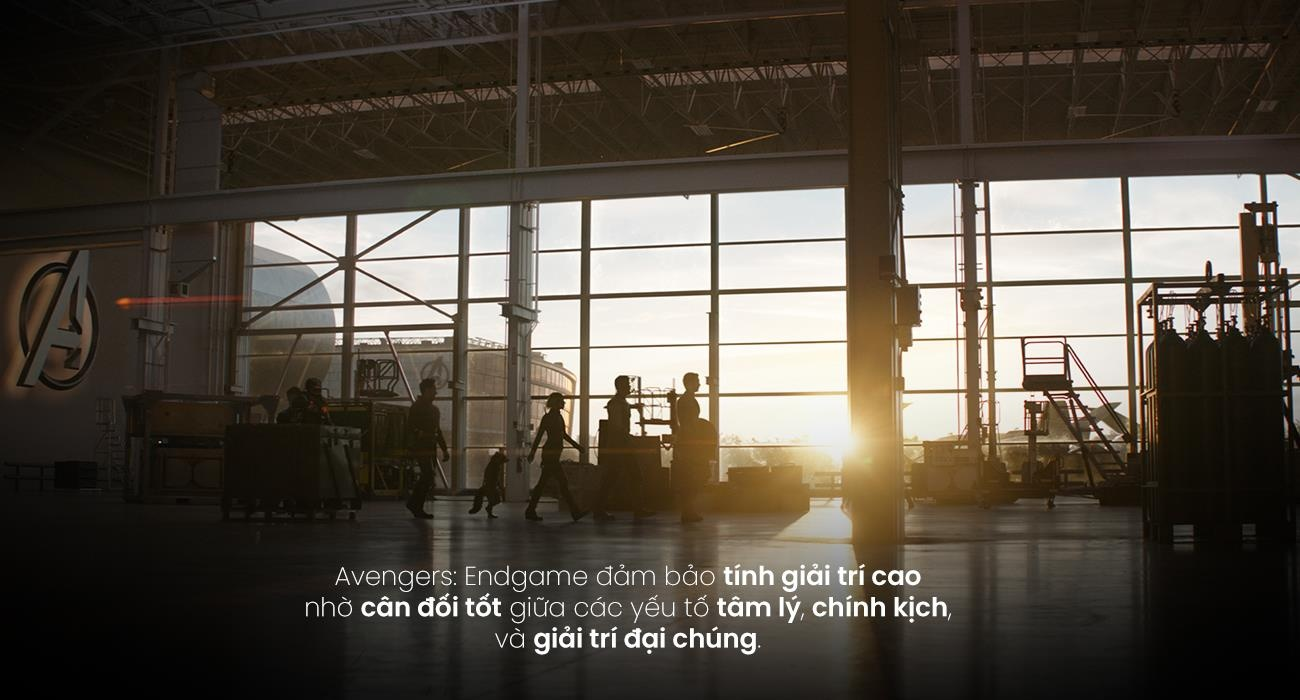 'Avengers: Endgame' - loi tam biet bi trang cua mot ky nguyen anh hung hinh anh 13