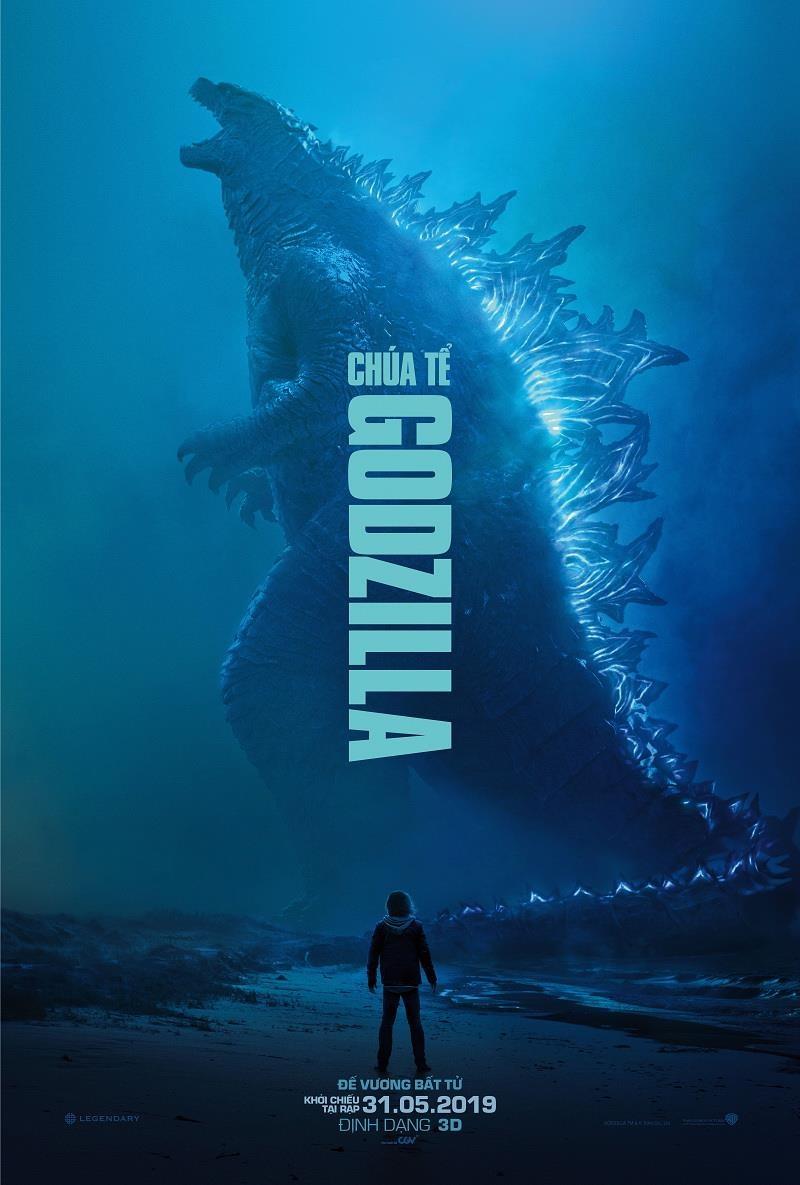 Godzilla: King of the Monsterslà phần tiếp theo củaGodzilla(2014), và nằm trong Vũ trụ quái vật MonsterVerse cùngKong: Skull Island(2017).