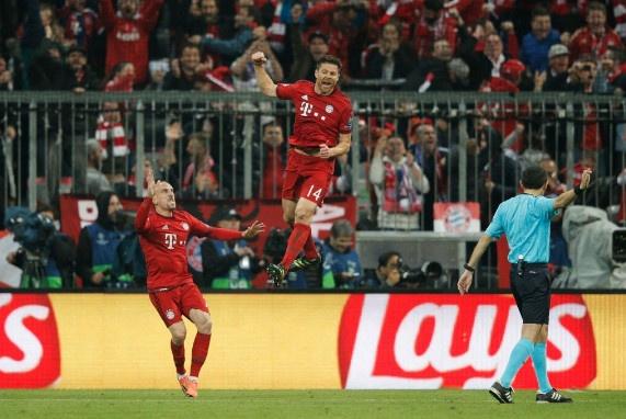 Truc tiep Bayern vs Atletico anh 16