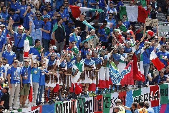 Italy vs Thuy Dien anh 19