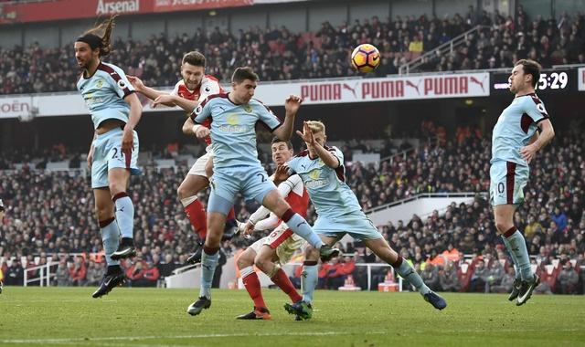 Arsenal vs Burnley anh 21