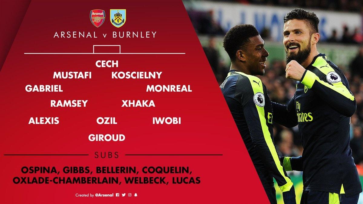 Arsenal vs Burnley anh 5