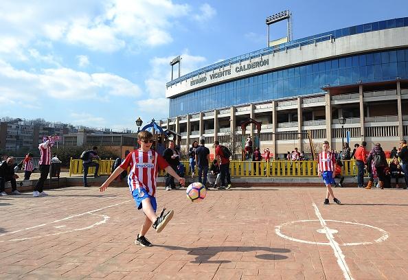 Atletico vs Barcelona anh 9