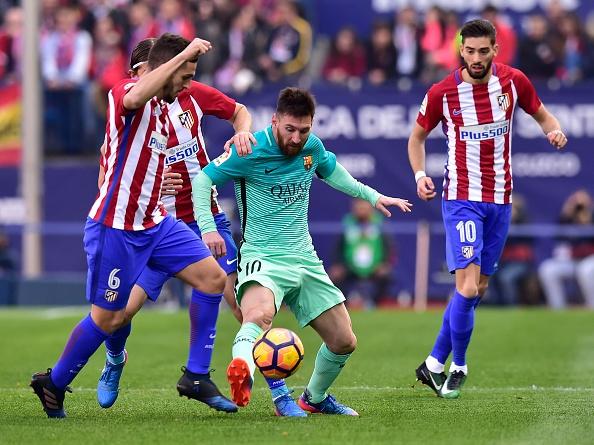 Atletico vs Barcelona anh 19