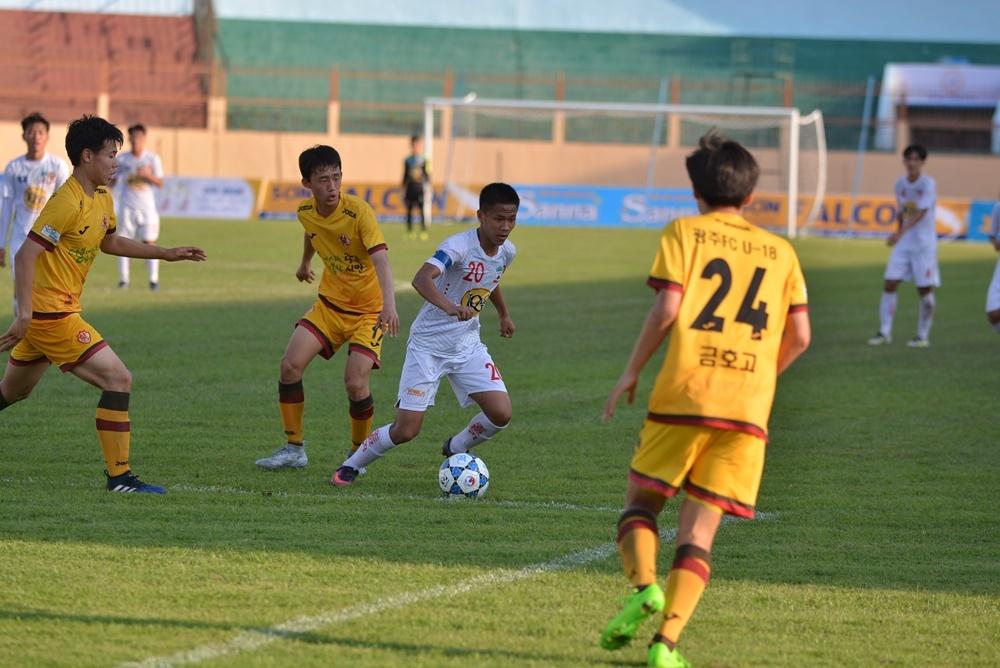 U19 HAGL vs U19 Gwangju anh 5