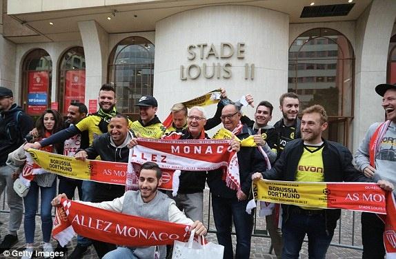 Monaco vs Dortmund anh 10