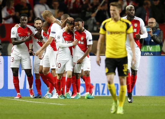 Monaco vs Dortmund anh 16