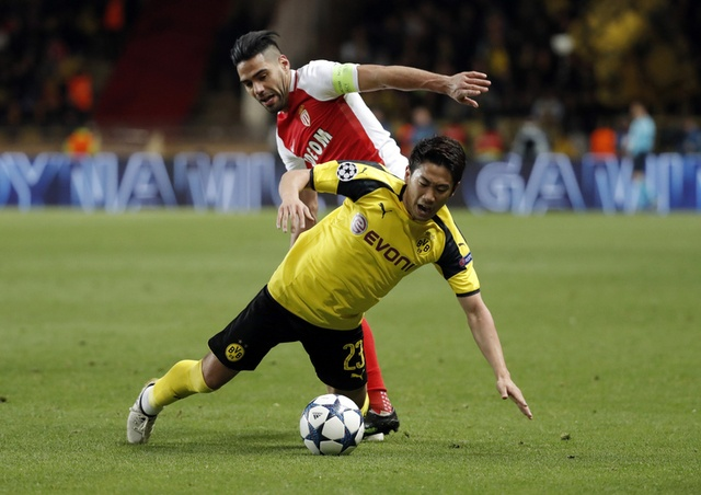 Monaco vs Dortmund anh 20