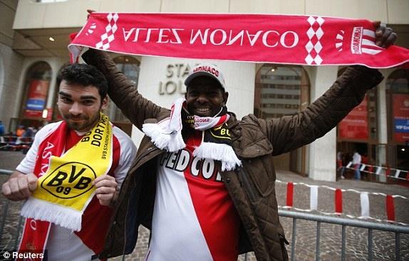 Monaco vs Dortmund anh 11