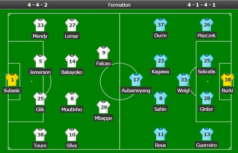 Monaco vs Dortmund anh 5