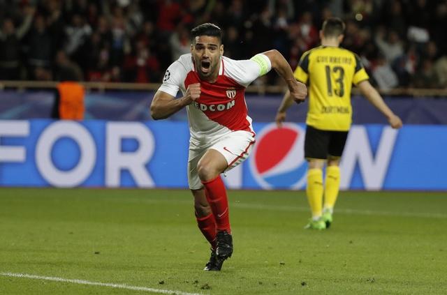 Monaco vs Dortmund anh 17