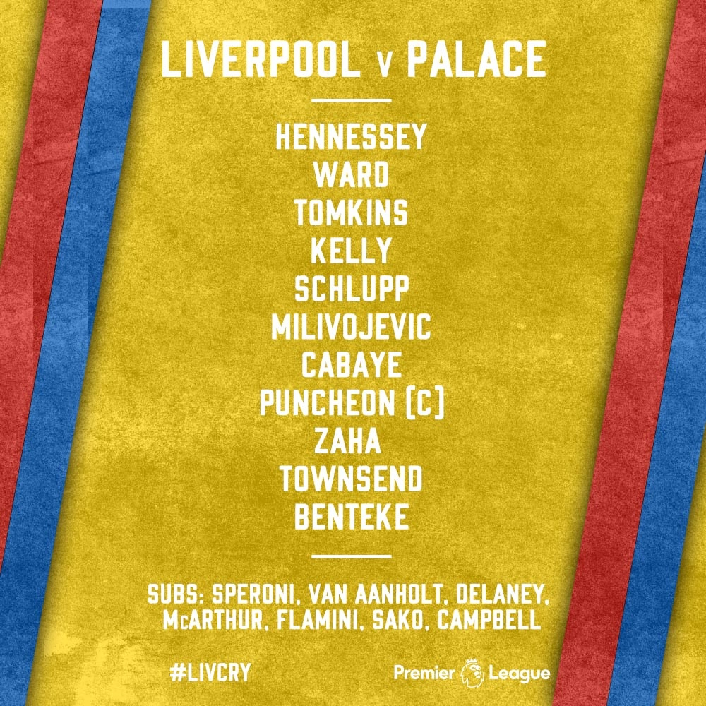 Liverpool vs Crystal Palace anh 5