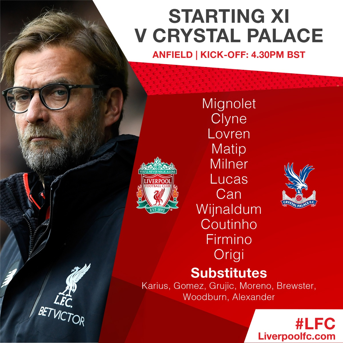Liverpool vs Crystal Palace anh 4
