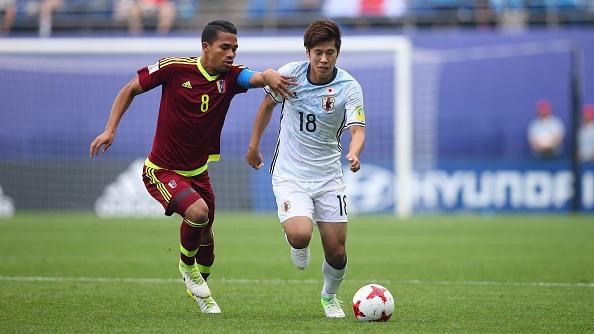 U20 Venezuela vs U20 Nhat Ban anh 16