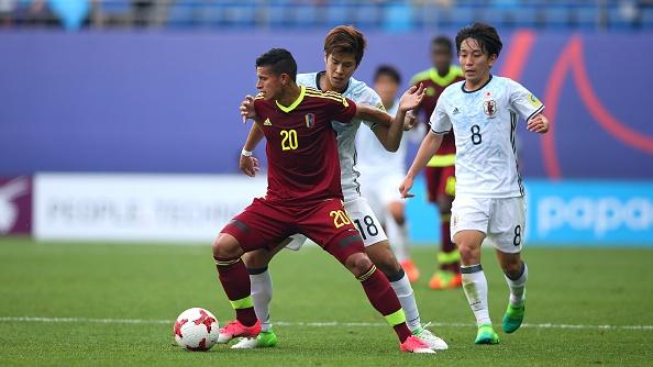 U20 Venezuela vs U20 Nhat Ban anh 17