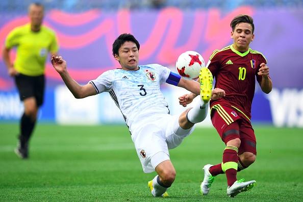 U20 Venezuela vs U20 Nhat Ban anh 20