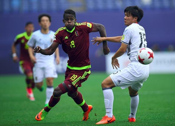 U20 Venezuela vs U20 Nhat Ban anh 21