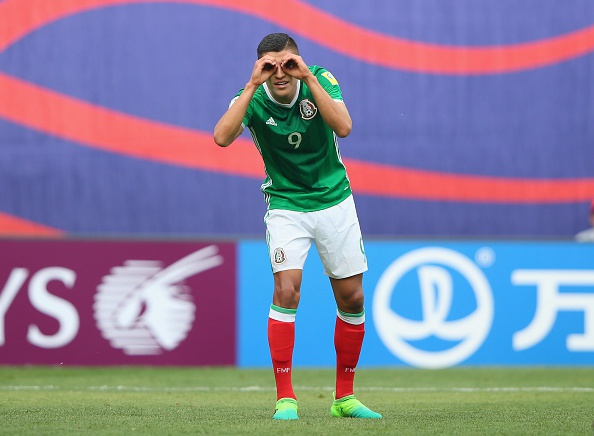 U20 Mexico vs U20 Senegal anh 3