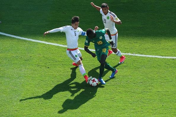 U20 Mexico vs U20 Senegal anh 13
