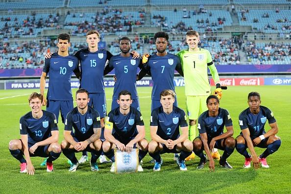 U20 Italy,  U20 Anh da tu ket anh 31