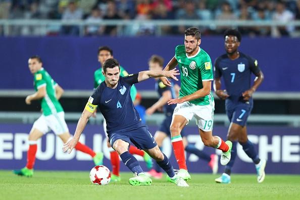 U20 Italy,  U20 Anh da tu ket anh 32