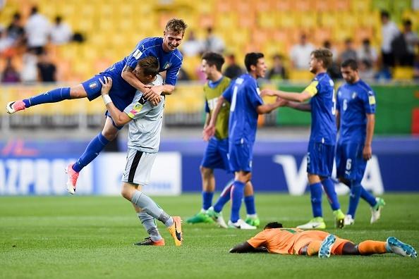U20 Italy,  U20 Anh da tu ket anh 29