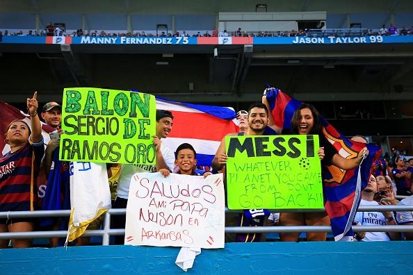 Real Madrid vs Barcelona anh 21