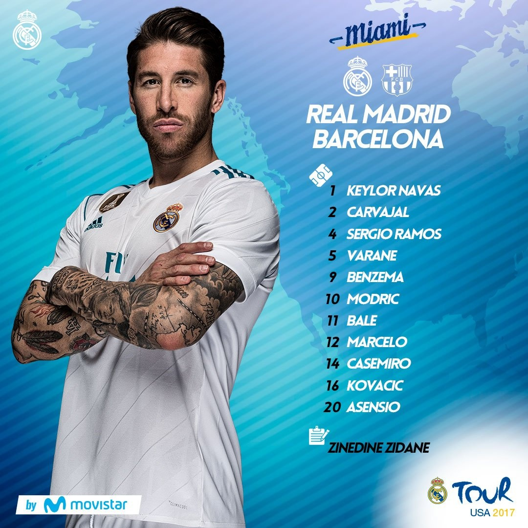 Real Madrid vs Barcelona anh 4