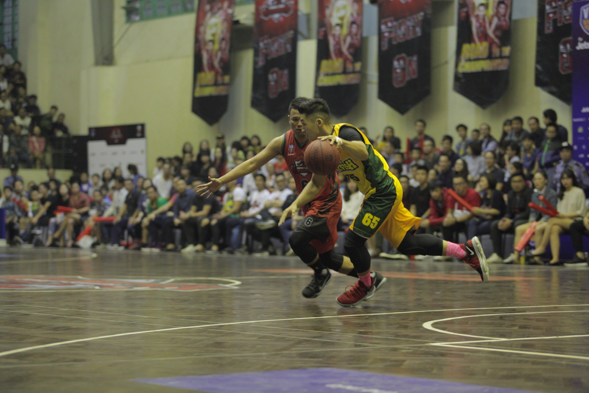 Thanglong Warriors vs Cantho Catfish anh 20